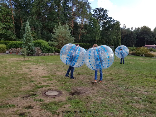 Bumper / Bubble Ball für Erwachsene - PVC 0,9 mm - D 1,5 m