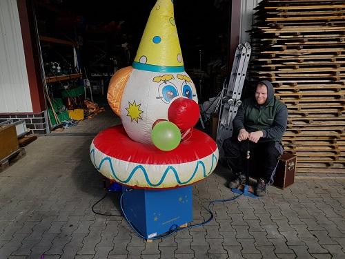 Luftballon - Platz endlich - Spiel - gebraucht