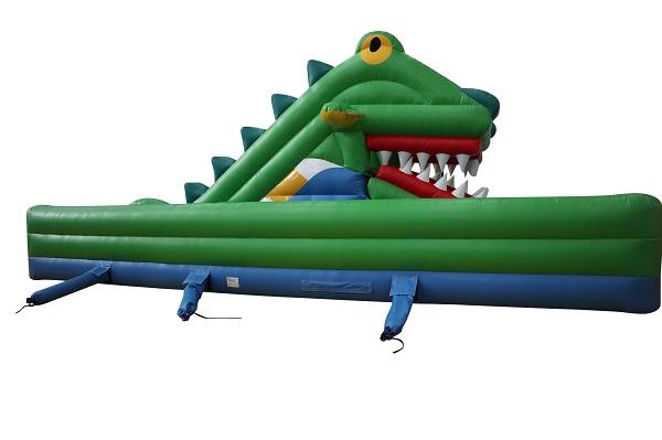 Snappy - Krokodilrutsche - 10,6x6 m
