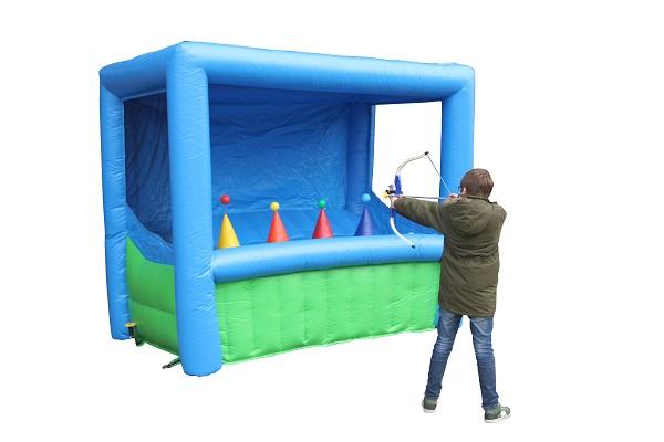 Bogenschießstand für Kinder - 3x2x2,5 m (aB)