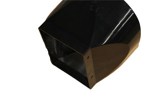 Gebläsetrichter Gibbons - passend für Metallgehäuse