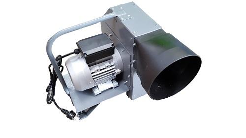 Gebläse Gibbons 1,5kW im Metallgehäuse, FP 5047