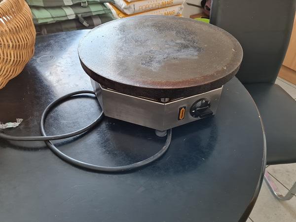 Crepe Platte Elektro