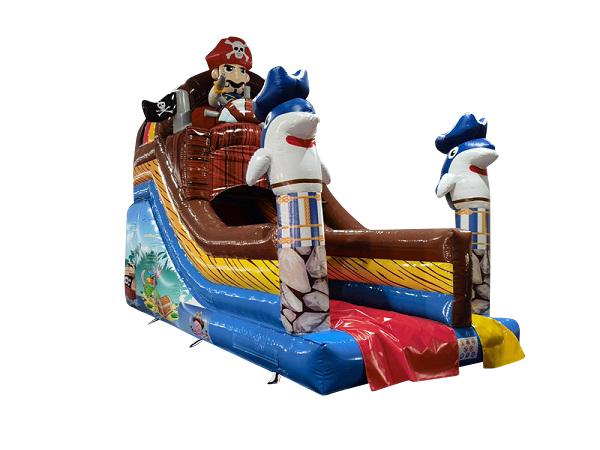 Rutsche 6,4x3,3 m - Pirat