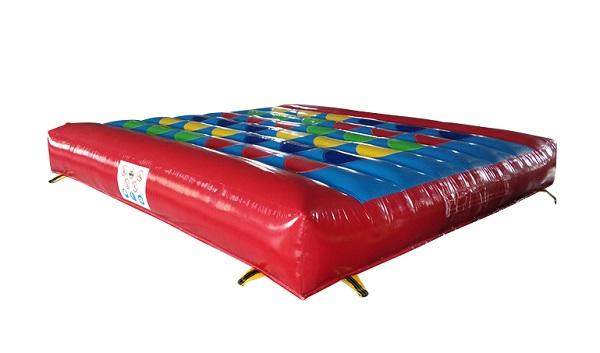 Get knotted - Gesellschaftsspiel 4x4 m - aufblasbar