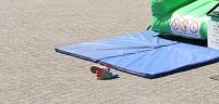 Schutzmatte - 80x160 cm - blau
