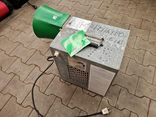 Gebläse Gaz Inflatable - 1,1kW - gebraucht - 202011017