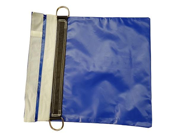 Sandsack blau - 0,5x0,5 m