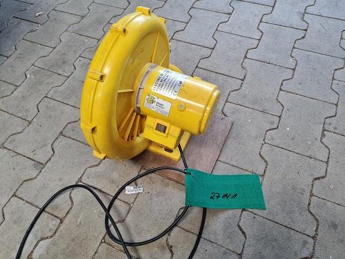 Gebläse - 380 W - gebraucht - Nr. 27041
