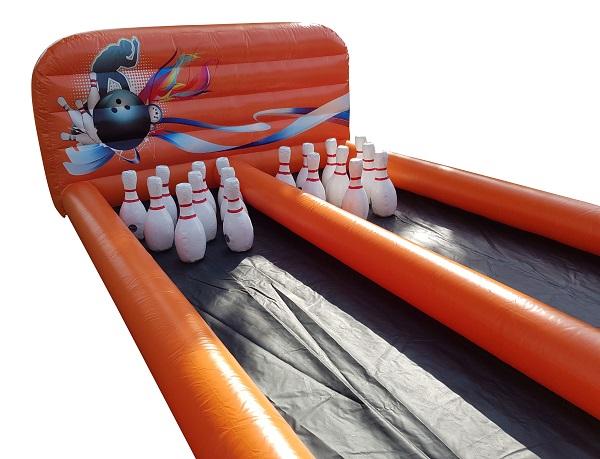 Bowling - Riesenbowling, 10,5x3 m