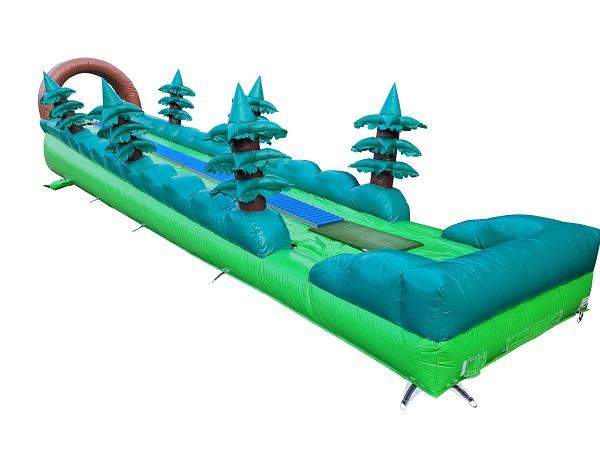 Rollenrutsche / Tannenbaumrutsche - 16x3 m