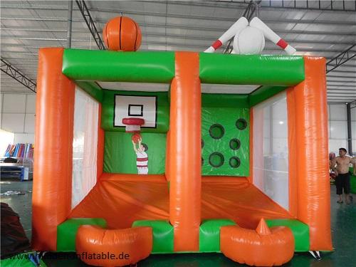 Basketball und Baseball Spiel (aB)