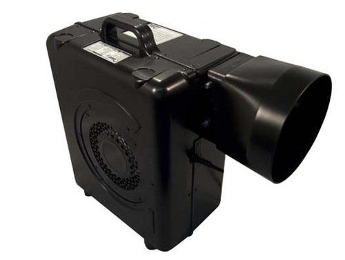 Gebläse Gibbons 0,55kW - Kunststoffgehäuse